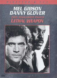 Lethal Weapon - Zwei stahlharte Profis Cover