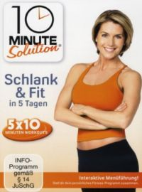 DVD 10 Minute Solution - Schlank & Fit in 5 Tagen