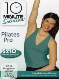 DVD 10 Minute Solution - Pilates Pro