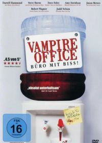 DVD Vampire Office - Büro mit Biss!