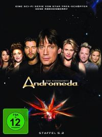 Andromeda - Season 5.2 Cover