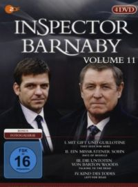 Inspector Barnaby, Vol. 11 Cover