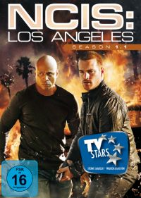 NCIS: Los Angeles - Season 1.1 Cover