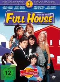 DVD Full House: Rags to Riches - Staffel 1