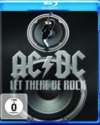 DVD AC/DC - Let There Be Rock
