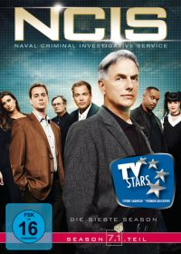 NCIS - Navy Criminal Investigative Service  Season 7.1 Cover
