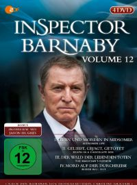 Inspector Barnaby, Vol. 12 Cover