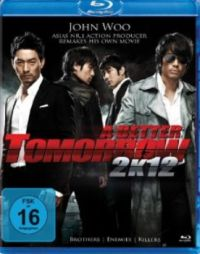 DVD A Better Tomorrow 2K12