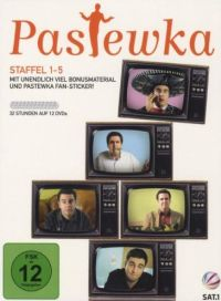 Pastewka - Staffel 1-5  Cover