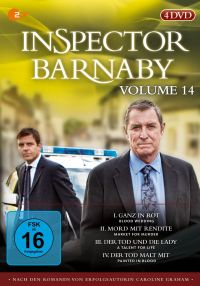Inspector Barnaby, Vol. 14 Cover
