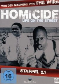 Homicide Staffel 2.1 Cover