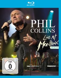 Phil Collins - Live at Montreux 2004 Cover
