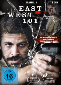 DVD East West 101 - Staffel 1