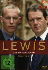 Lewis � Der Oxford Krimi � Staffel 4 Cover