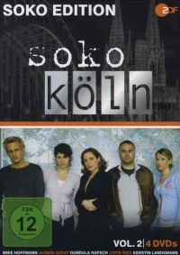 Soko Edition - Soko Köln, Vol. 2  Cover