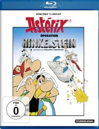 Asterix - Operation Hinkelstein Cover