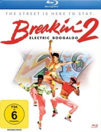 DVD Breakin' 2: Electric Boogaloo