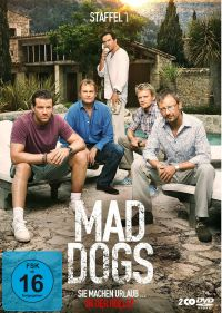 DVD Mad Dogs - Staffel 1