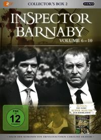 Inspector Barnaby - Collectors Box 2, Vol. 6-10  Cover