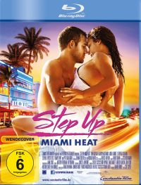 Step Up: Miami Heat Cover