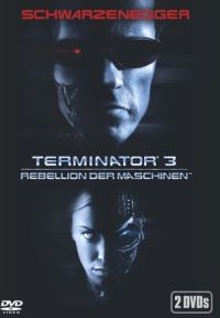 Terminator 3 - Rebellion der Maschinen Cover