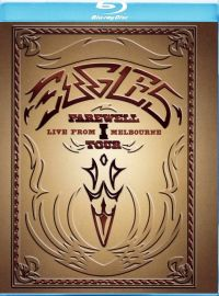 DVD Eagles - Farewell I Tour/Live from Melbourne