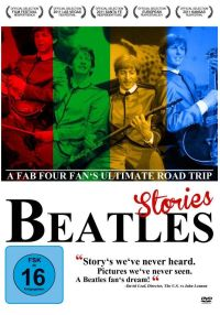 DVD Beatles Stories