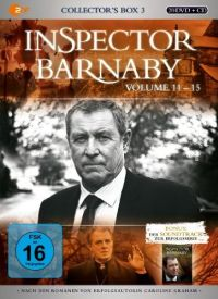 Inspector Barnaby - Collectors Box 3, Vol. 11-15 Cover