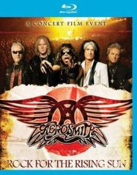 DVD Aerosmith - Rock for the Rising Sun