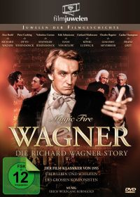 Wagner - Die Richard Wagner Story  Cover