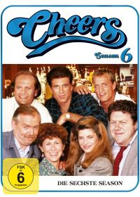 Cheers - Staffel 6 Cover