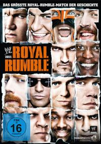 DVD WWE  Royal Rumble 2011