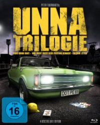 Peter Thorwarths Unna-Trilogie Cover