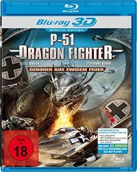 DVD P-51 Dragon Fighter