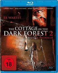 DVD Blood Shed - The Cottage in the Dark Forest 2 - Blutige Treibjagd