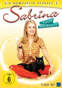 DVD Sabrina - Total verhext! Staffel 1