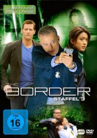 The Border - Staffel 3 Cover