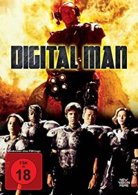 Digital Man Cover