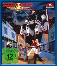 DVD Saber Rider and the Star Sheriffs - Box Vol. 1