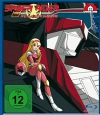 DVD Saber Rider and the Star Sheriffs - Box Vol. 2