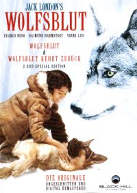 DVD Jack London´s Wolfsblut Box