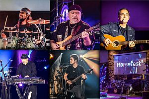 The Neal Morse Band: European & World Tour Leg 2017 The Road Called Home