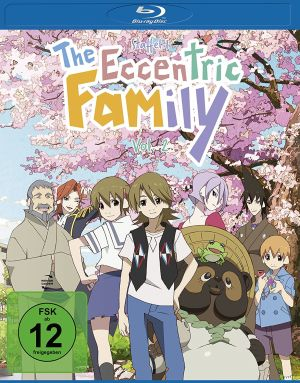 The Eccentric Family - Staffel 1.2 ab 29. Juni 2018 als DVD & Blu-ray!