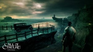 """Call Of Cthulhu"" aus dem Hause Focus Home Interactive (Xbox One)"