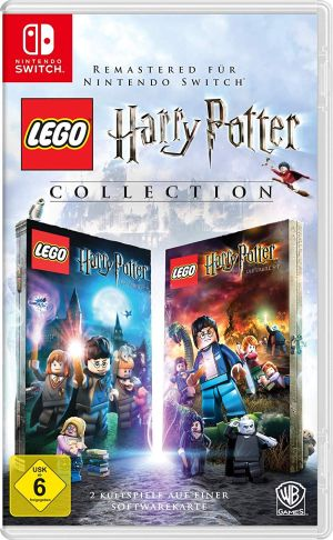 """Lego Harry Potter Collection"" aus dem Hause Warner Interactive (Nintendo Switch)"