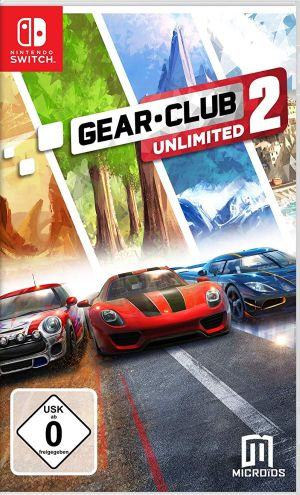 """Gear.Club Unlimited 2"" aus dem Hause Astragon (Nintendo Switch)"