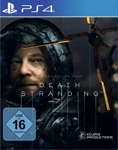 """Death Stranding"" aus dem Hause Sony Interactive Entertainment (PlaySation 4)"