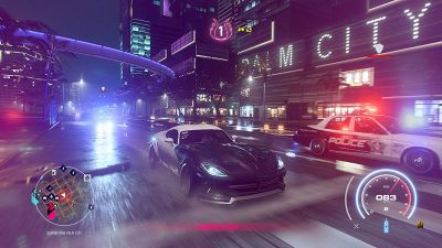"""Need for Speed Heat"" aus dem Hause Electronic Arts (Xbox One)"