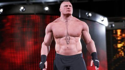"""WWE 2K20 - Deluxe Edition"" aus dem Hause 2K (Xbox One)"