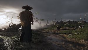 """Ghost of Tsushima"" aus dem Hause Sony Interactive Entertainment (PlayStation 4)"